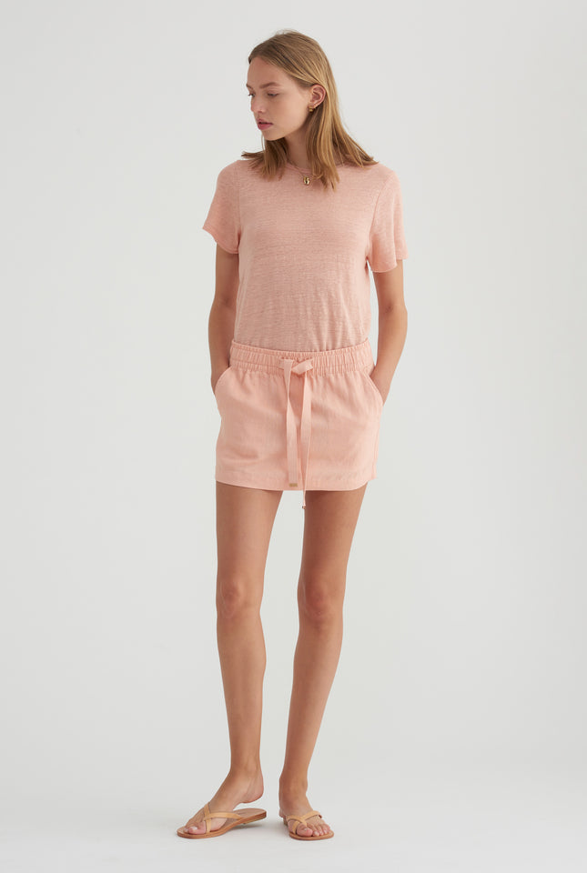 Lounge Skirt - Blush