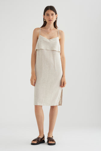Floating Cami Dress - Sand