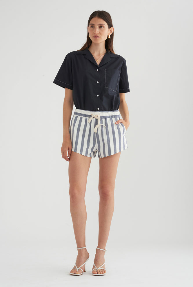 Womens Lounge Short - Black