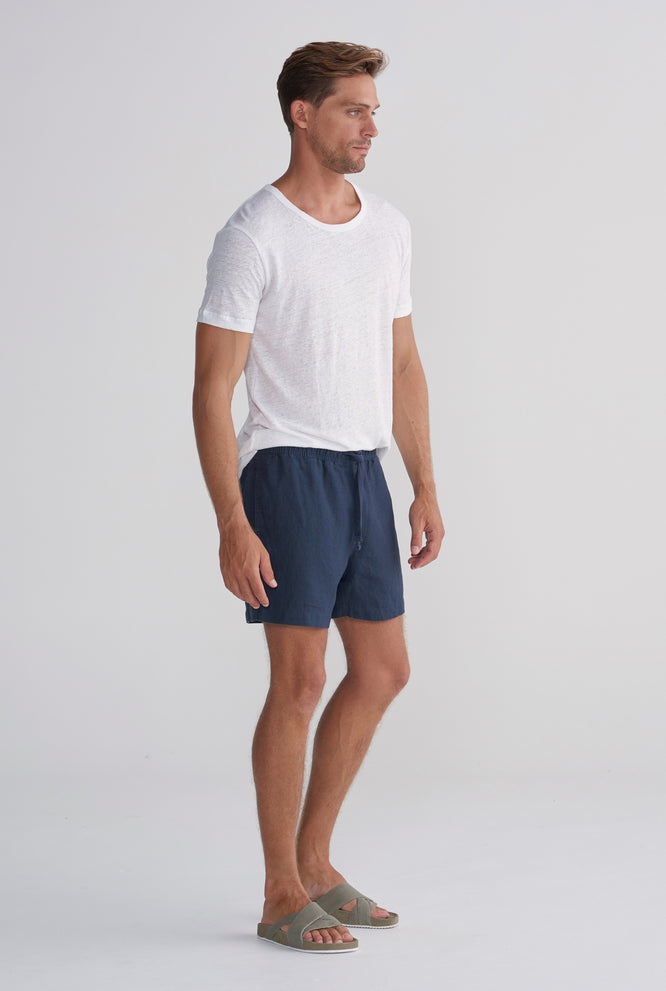 Lounge Short - Navy