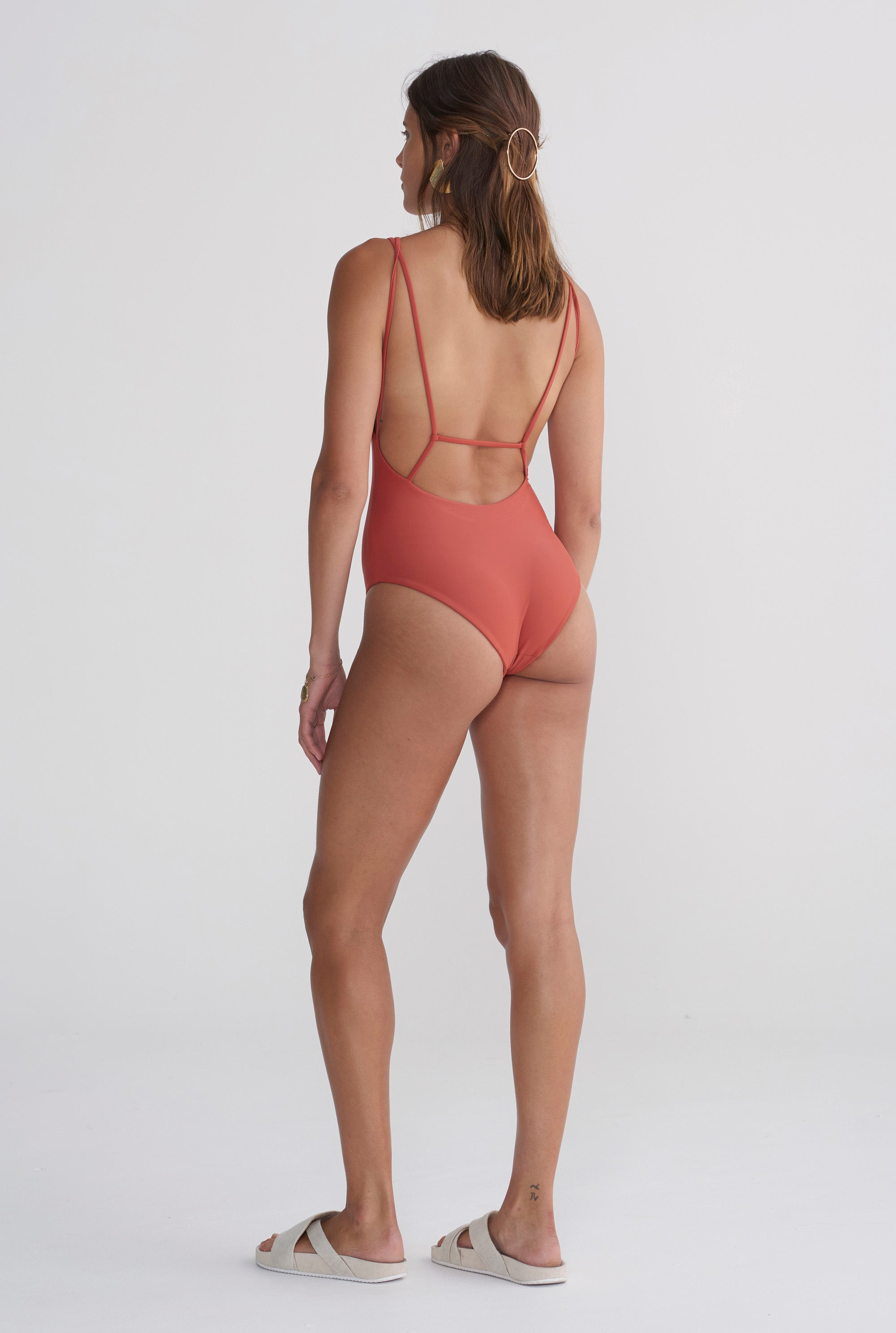 Womens One Piece - Rust