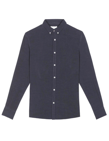 TENCEL SHIRT - SMOKE GREY