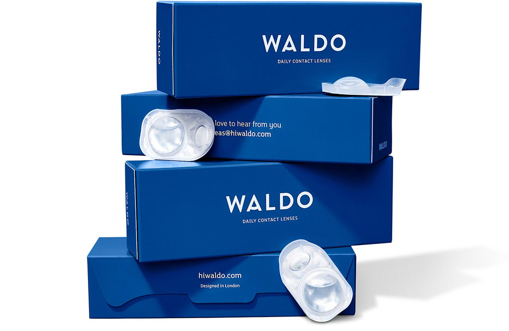 Daily Contact Lenses - £24.00