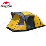Naturehike 'Wormhole Series' 6 Person Air Pole Tent