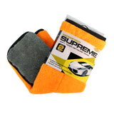 Super Thick Plush Microfiber Car Cleaning Cloth 1pc 800gsm 45cmx38cm