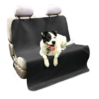 Pets Dogs or Cats Rear Bench Waterproof Car Seat Protector for Travel