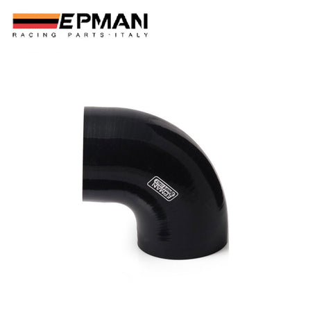 Silicone Elbow 3.15""