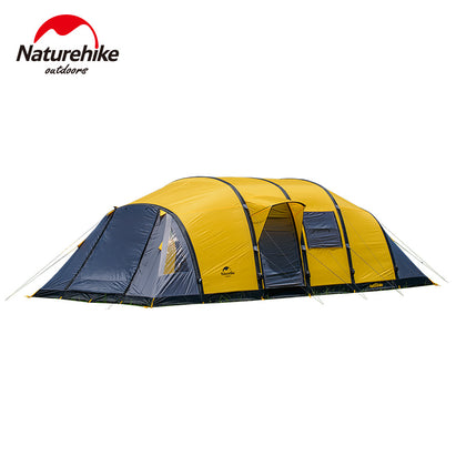 NatureHike Wormhole Series 8-10 People Air Pole Tent