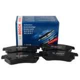 Bosch Rear Brake Pads Chrysler Grand Voyager / Dodge Caravan