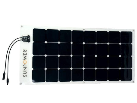 170W Flexible Solar Panel-Battery Charger Accessories-Grin Technologies-Voltaire Cycles of Verona