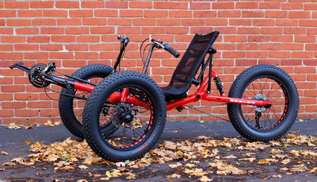 $270.00 Electric Trike Private Freight Shipping - 70% Assembled-Shipping Fees-Voltaire Cycles Verona-Voltaire Cycles of Verona