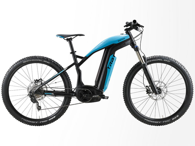 BESV TRB1 XC 750w Electric Bicycle-Electric Bicycle-VoltaireCycles