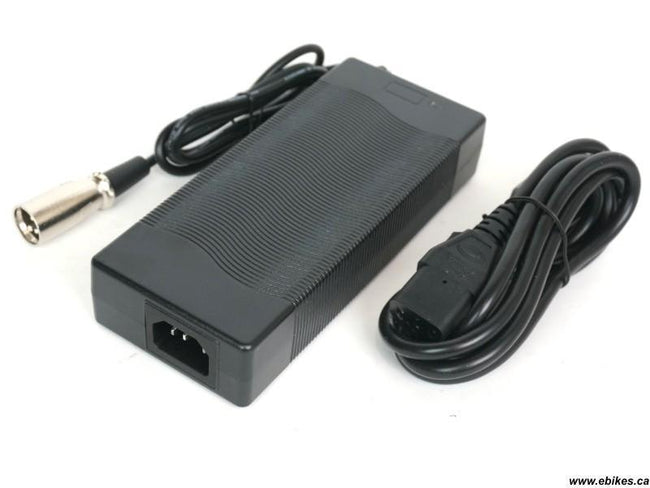 52v 2.0a Fan-Free Lithium Battery Charger from XVE-Battery Chargers-XVE-Voltaire Cycles of Verona