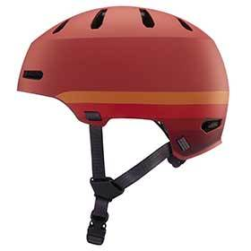 Bern Macon 20 Mips Helmet Matte Retro Peach S 52 - 555cm-Helmets and Accessories-Bern-Voltaire Cycles of Verona