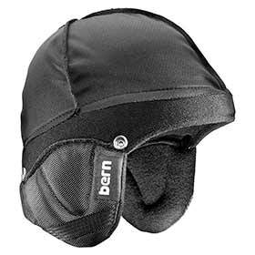 Bern Mens Thin Shell Cold Weather Liner W/Boa S-Helmets and Accessories-Bern-Voltaire Cycles of Verona