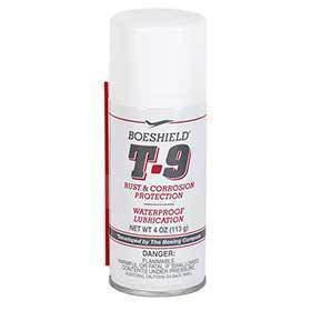 Boeshield T-9 4oz Aerosol-Lubes and Cleaners-Boeshield-Voltaire Cycles of Verona