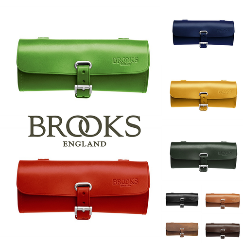 Brooks Saddles Challenge Tool Bag-Bicycle Seat Bags-Brooks England-Voltaire Cycles of Verona
