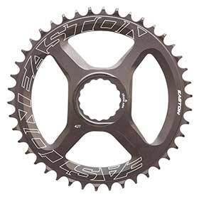 Easton Direct Mount Narrow/Wide 42t Chainring 10/11sp Bcd: Direct Mount Aluminium Black-Chainrings-Easton Cycling-Voltaire Cycles of Verona