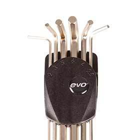 Evo Hws-1 Hex Wrench Set 2/25/3/4/5/6mm-Tools-EVO-Voltaire Cycles of Verona