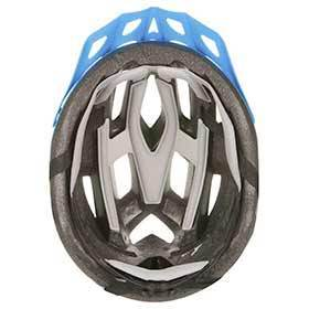 Evo Sully Helmet Blue U 48 - 55cm-Helmets and Accessories-EVO-Voltaire Cycles of Verona