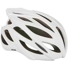Evo Vast Helmet White Sm 51 - 55cm-Helmets and Accessories-EVO-Voltaire Cycles of Verona