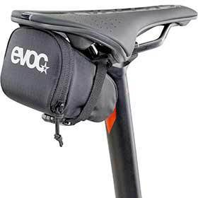 Evoc Seat Bag S Seat Bag 03l Black-Bags-EVOC-Voltaire Cycles of Verona