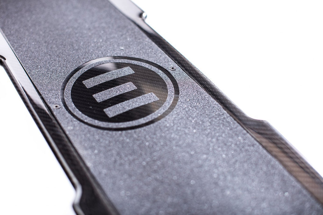 Evolve Battery Cover - Carbon GT-Electric Skateboard Parts-EVOLVE-Voltaire Cycles of Verona