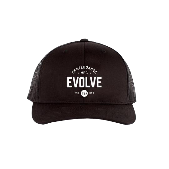 Evolve Classic Snapback - Mesh Hat-Apparel-EVOLVE-Voltaire Cycles of Verona