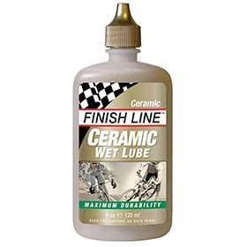 Finish Line Ceramic Wet Lube 4oz-Lubes and Cleaners-Finish Line-Voltaire Cycles of Verona