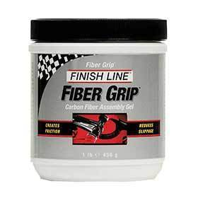 Finish Line Fiber Grip Carbon Assembly Gel 1lb / 450g-Lubes and Cleaners-Finish Line-Voltaire Cycles of Verona