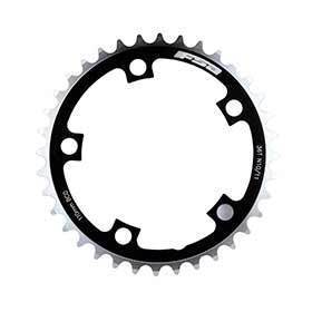 Fsa 36t 10/11sp Bcd: 110mm 5 Bolts Pro Road Intérieur Chainring For Road Double Aluminum Black 371-0236a-Chainrings-FSA-Voltaire Cycles of Verona