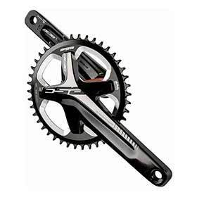 Fsa Gossamer Pro Crankset Speed: 10/11 Spindle: 30mm Bcd: 110 34/50 30mm 175mm Black Road Set-Cranksets-FSA-Voltaire Cycles of Verona