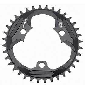 Fsa Pro Mtb 1x 30t/86mm Black Megatooth Single Ring Only-Chainrings-FSA-Voltaire Cycles of Verona