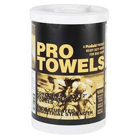 Progold Protowels - 90 Towel Tub-Lubes and Cleaners-ProGold-Voltaire Cycles of Verona