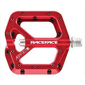 Race Face Aeffect Pedals Red-Pedals-Race Face-Voltaire Cycles of Verona