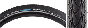 "Schwalbe Marathon Plus Performance Twin SmartGuard 20"" x 1.75""-Bicycle Tires-Schwalbe-Voltaire Cycles of Verona"
