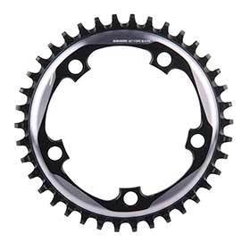 Sram 38t 11sp Bcd: 110mm 5 Bolts X-Sync Outer Chainring For X-Sync Aluminum Grey 116218015000-Chainrings-SRAM-Voltaire Cycles of Verona