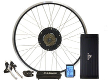 Trident Trike Stowaway Conversion System-Conversion Kits-Electric Bike Technologies-Voltaire Cycles of Verona