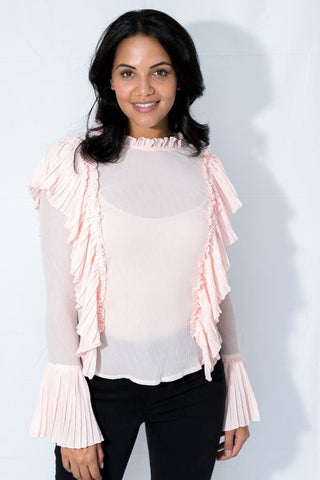 Betty Frill Blouse