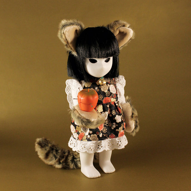 'Attabi' Limited Edition Little Apple Doll