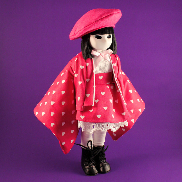 'Deamo' CUSTOM COUTURE Little Apple Doll