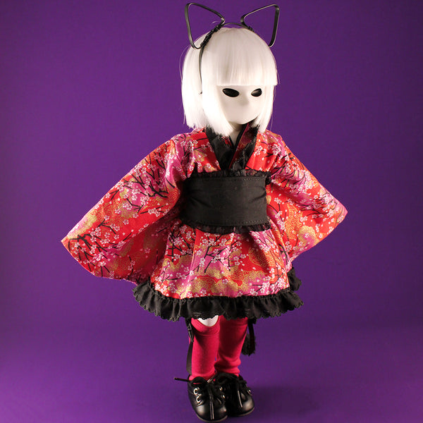 'Gatti' CUSTOM COUTURE Little Apple Doll