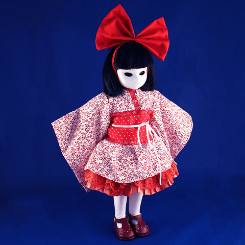 Gratia LIMITED EDITION Little Apple Doll