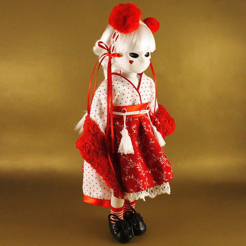 Herae POM-POM 'Custom Couture' Little Apple Doll
