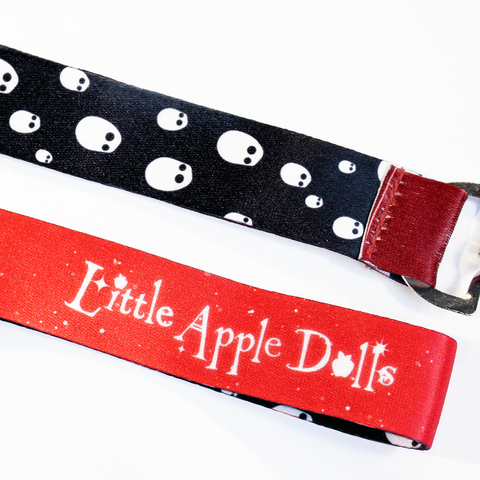 Little Apple Dolls Lanyard