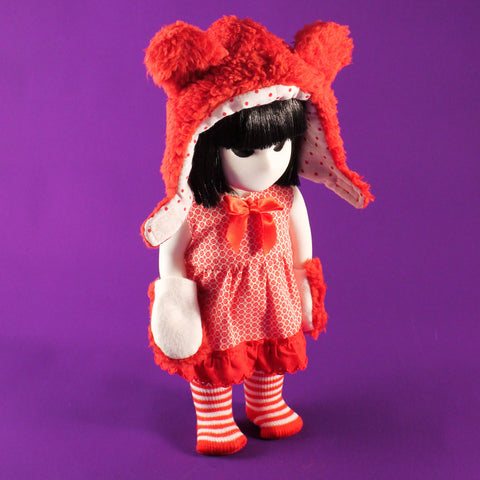 'Ursa' Limited Edition Little Apple Doll