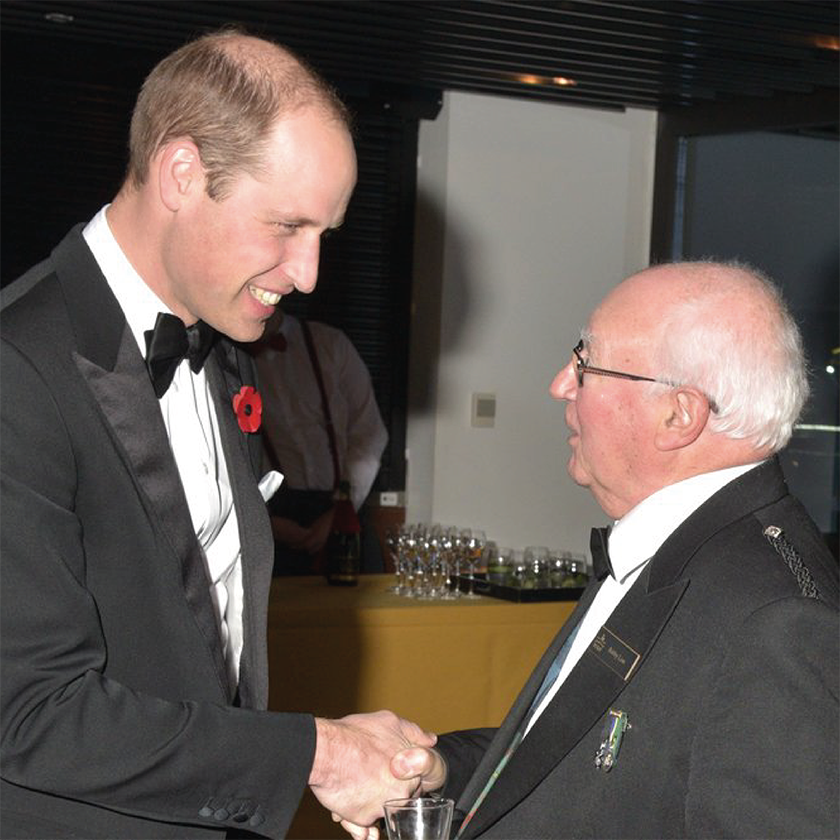 An Evening Fit for Royalty in Support of Children and Veterans