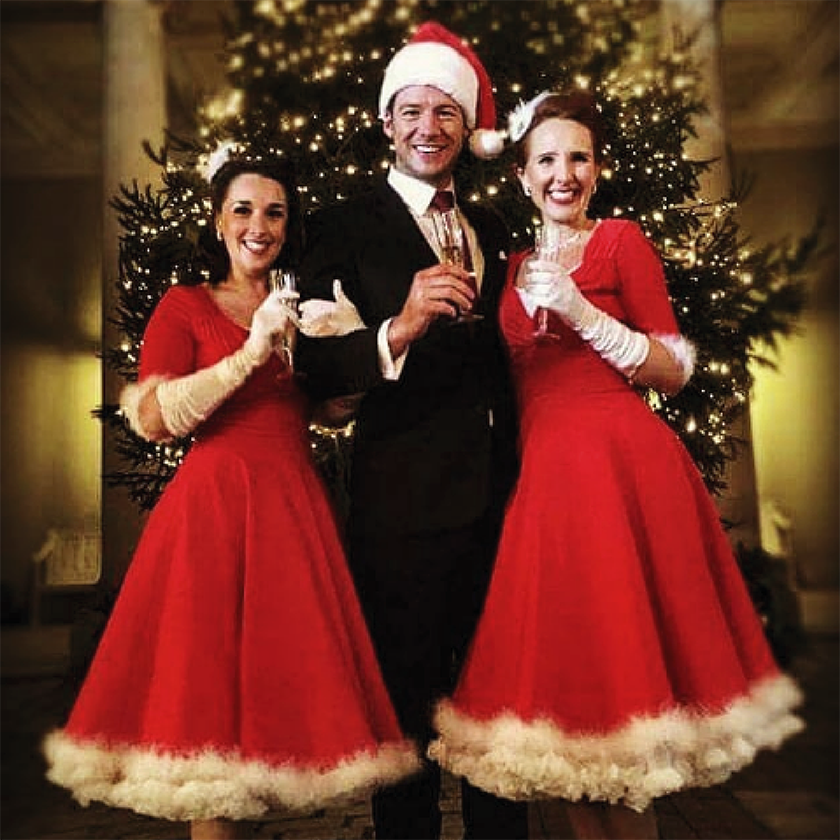 Christmas Magic at the Palace with Champagne PIAFF