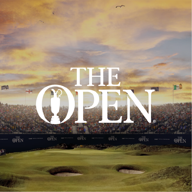 Champagne of The Open