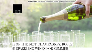 PIAFF one of Luxury London's best Champagnes for summer